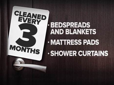 Hotel horror: Bedspreads, blankets and more are dirtiest items | fitness, health,news&music | Scoop.it