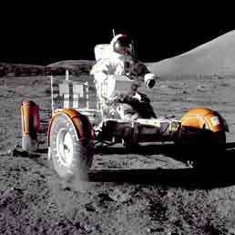 La prima macchina lunare compie 40 anni | Planets, Stars, rockets and Space | Scoop.it