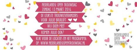 Nederlande Open Trouwdag maart 2016 | Bruidsfotografie | Scoop.it