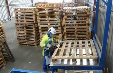 L'économie circulaire, planche de salut de la palette bois | Approvisionnement et Première Transformation | Scoop.it