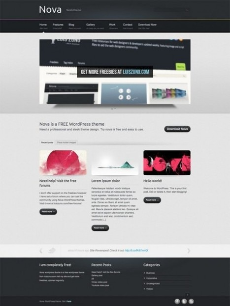 25 Best #eCommerce Focused #WordPress Themes | Online Marketing Boutique | Scoop.it