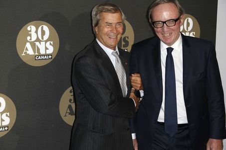 Vincent Bolloré parade chez Canal+ | DocPresseESJ | Scoop.it