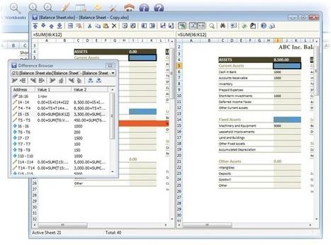 Utilitaires professionnels pour Excel | Nexicube | Office | Scoop.it