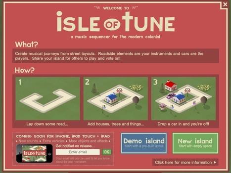 Isle of Tune | therobharrison | Scoop.it