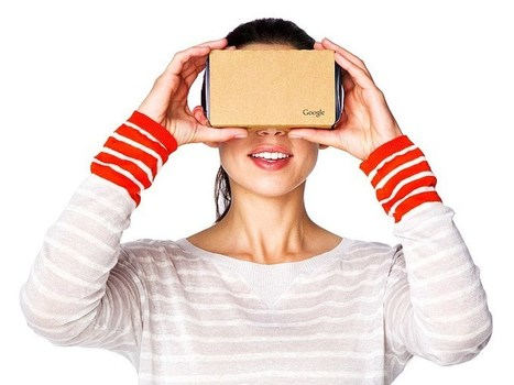 Google Cardboard App Now Available in Over 100 Countries in 39 Languages | NDTV Gadgets360.com | Clic France | Scoop.it
