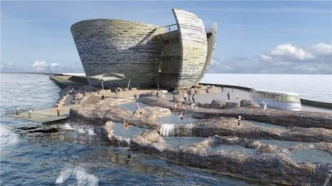 Beautiful Power Plant Will Use Ocean Tides to Power 155K Homes | Peer2Politics | Scoop.it