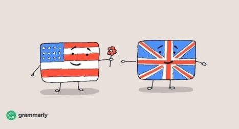 How British English and American English are different | Ressources pour apprendre l'anglais tous niveaux | Scoop.it