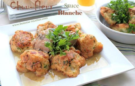 Beignets de Chou-fleur   cuisine algerienne et recettes de ramadan   Scoop.it