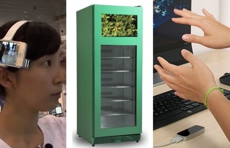 Three Gadgets People Have Longed For That Are Now a Reality - OhGizmo! | New Tech and Gadgets | Scoop.it