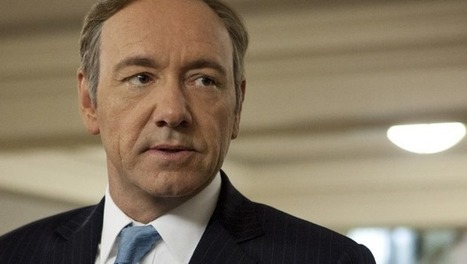 Kevin Spacey picks virtual reality as next Netflix | FutureMedia | Scoop.it