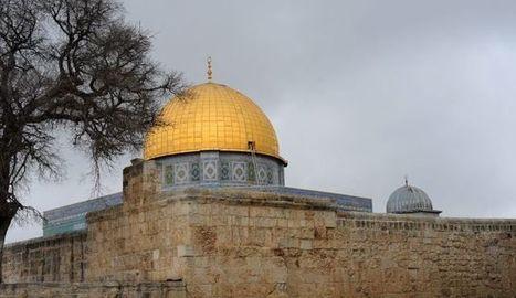 Tourism Min. plan to widen Jewish access to Temple Mount angers Palestinians - Haaretz   Palestine   Scoop.it