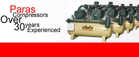 Air Compressor Manufacturer in India : Compressor manufacturers, Compressor manufacturer, Compressor exporters india, Compressor manufactures in India, Compressor manufacturer list | Paras Compressors | Scoop.it