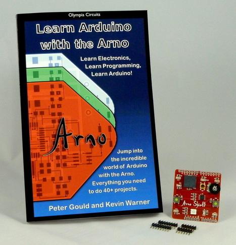 Learn Arduino with Arno Shield   Arduino progz   Scoop.it