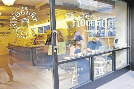 Danone veut surfer sur le boom du yaourt grec aux Etats-Unis | Branding News & best practices | Scoop.it