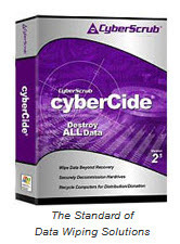 I erase hard drives with cyberCide | softwares | Scoop.it