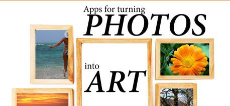 Turn Photos Into Art: iPad/iPhone Apps AppList | iPad for Art | Scoop.it