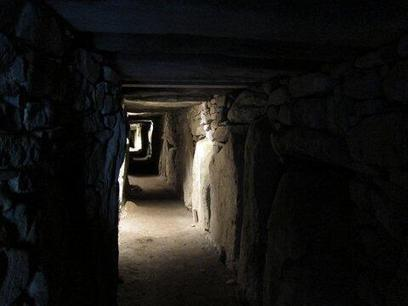 Twitter / irarchaeology: The passageway into the Neolithic ... | Early Urbanization | Scoop.it