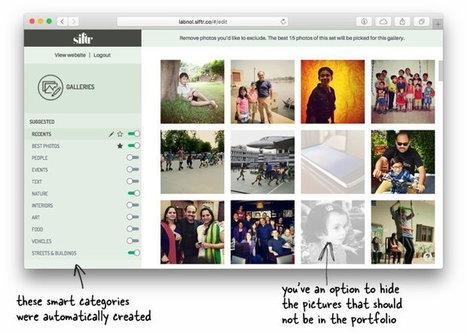 Siftr, para crear sitios web con fotografías que se importan automáticamente de redes sociales | COMUNICACIONES DIGITALES | Scoop.it