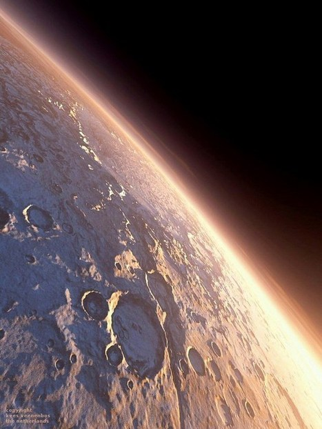 Mars landscapes with digital photography | Art and Interior Design | Scoop.it