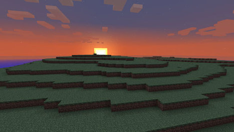 Miner Nature - Ocean Island Map for Minecraft 1.6.2/1.6.1 - Minecraft Builders   Minecraft   Scoop.it