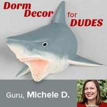 Dorm Decor for Dudes | Gifts Online | Scoop.it