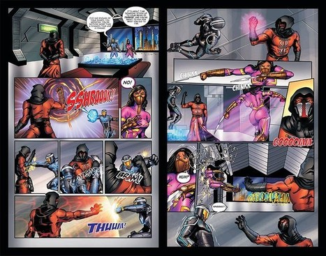Is the World Ready for an African Superhero?   Afrika   Scoop.it