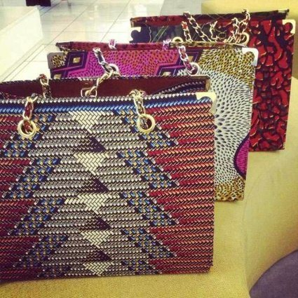 African print purses   African inspired lifestyle and fashion   Scoop.it