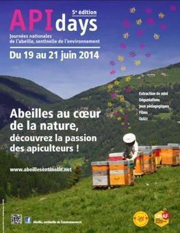 APIdays 2014 - Les abeilles au cœur de la nature | Les abeilles ont droit à un futur | Scoop.it