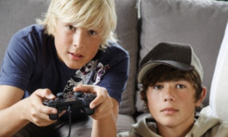 Violent video games leave teenagers morally immature, claims study | Video Games addictive | Scoop.it