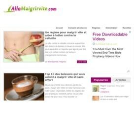 Comment perdre du poids rapidement | Annuaire gratuit généraliste - AlloCitation | Scoop.it