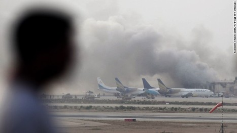 'Heroic' effort ends deadly terrorist attack in Pakistan | Geo 152 - Geography | Scoop.it