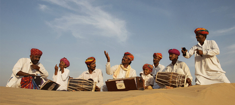 Voyage Rajasthan - Sur la Route des derniers Nomades du Rajasthan | Music and traditions | Scoop.it