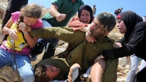 Etre juif en #israel et s'opposer à la colonisation de la #Palestine ... #racisme #sisyphe | Infos en français | Scoop.it