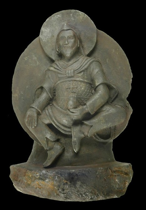 L'étrange destin d'une statue tibétaine pillée par des nazis, et taillée dans une météorite | Rhit Genealogie | Scoop.it