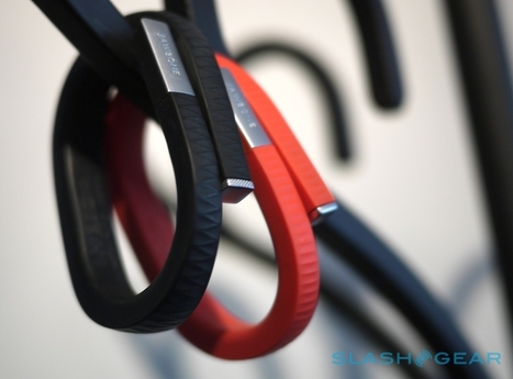 Jawbone talks context in bid to rule wearables: SlashGear Interview | Public Relations & Social Media Insight | Scoop.it