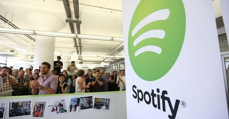 Spotify to Launch Free Mobile Streaming and Other News You Need to Know | Students & Teachers | Scoop.it