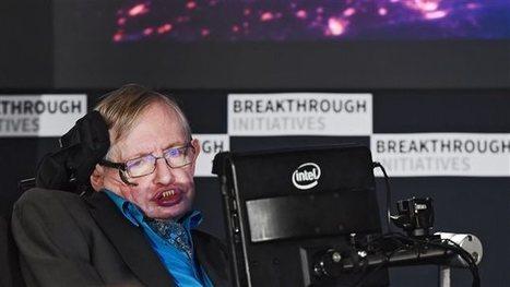 Stephen Hawking dévoilé son vaste projet et se lance à la recherche de vie extraterrestre - PluXactu.com | Dominique Giraudet | Scoop.it
