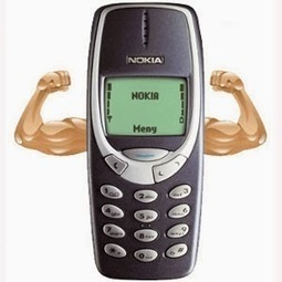 Ecell Technology News: The Indestructible Nokia 3310's Rebirth | Tech Travels | Scoop.it