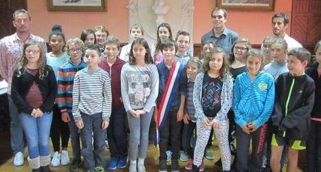 Un nouveau conseil et un nouveau maire pour les enfants - ladepeche.fr | Collège Voltaire Capdenac Gare | Scoop.it