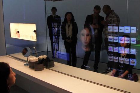 Petit bond en avant  : Faire ses courses avec un casque de réalité augmentée sur le nez | Be Marketing 3.0 | Scoop.it