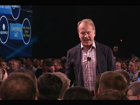 Retiring Cisco CEO delivers dire prediction: 40% of companies will be dead in 10 years | On the lighter side: geek stuff, creative industries and innovation | Scoop.it
