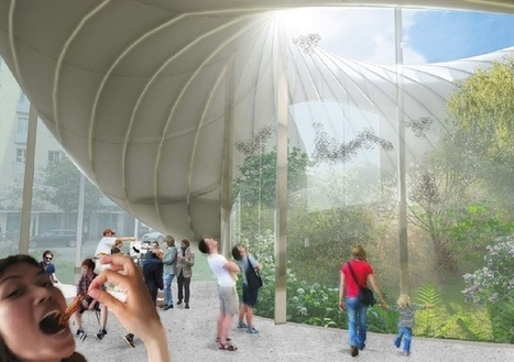 A Bold Architectural Proposal to Get People to Eat Bugs | Eco-Food Innovation | Scoop.it