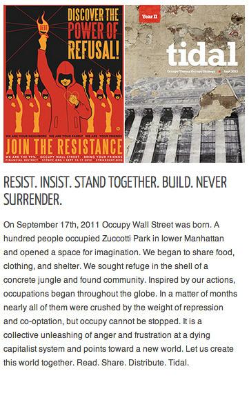 Le manifeste pour une grève de la dette, rédigé par Occupy Wall Street. #Strikedebt #greve @occupytheory | #Road to Dignity | Scoop.it