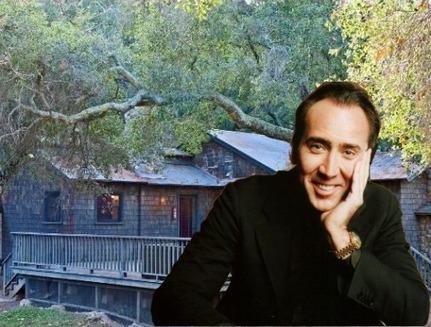 Nicolas Cage vende il suo cottage di Malibu   Casapuntoit   Scoop.it