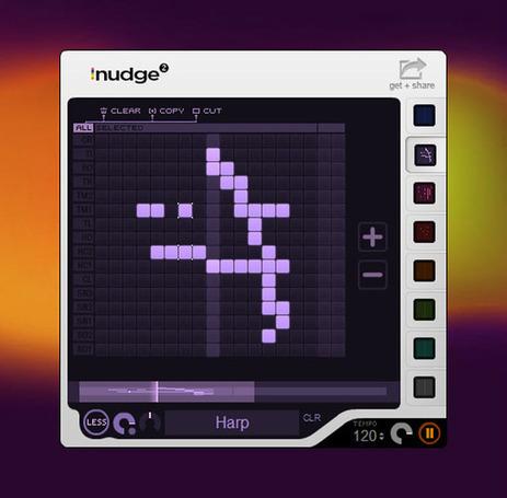 iNudge, Crear música en online y gratis.- | CoOmee Galleetas | Scoop.it