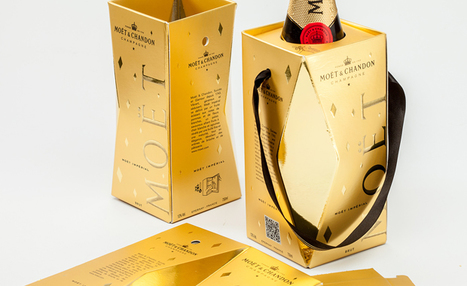 Cool Champagne Packaging | Creative Communication News | Scoop.it