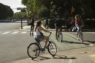 Bicycles No Longer Mere Recreation in Argentine Capital - Care2 ... | Bicycle advocacy | Scoop.it