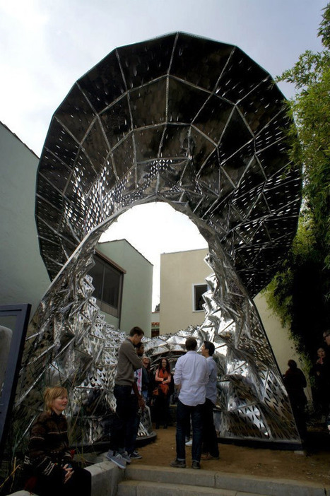 Bloom by Doris Sung | Art Installations, Sculpture, Contemporary Art | Scoop.it