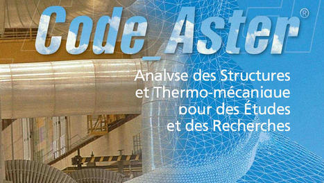 Logiciel licence gratuite: logiciel Professionnel gratuit Code Aster Fr 2013 licence gratuite Logiciel libre de simulation numérique en mécanique des structures | Innovation et lecture publique | Scoop.it