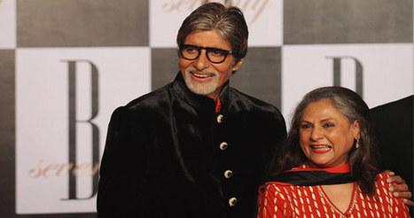 Bollywood News:जया बच्चन ने खोले अमिताभ के वो राज, जिनसे दुनिया थी अंजान! | Bollywood News | Scoop.it